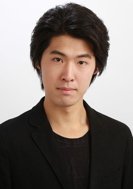 声優・松田修平の宣材写真