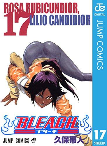 BLEACHのコミック17巻